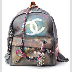 CHANEL BACKPACK Not A Replica