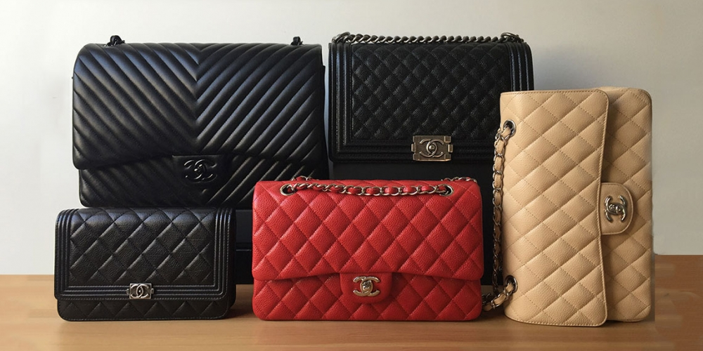 REAL CHANEL HANDBAGS Not A Replica